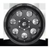 5 LUG ENDURO - D608 MATTE BLACK