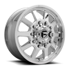 10 LUG FF09D - 10 LUG FRONT POLISHED