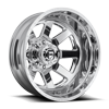 8 LUG FF09D - 8 LUG REAR POLISHED