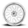 8 LUG FF12D - 8 LUG SUPER SINGLE FRONT POLISHED