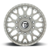 10 LUG FF19D - FRONT STONE GREY & MILLED