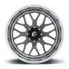 8 LUG FF19D - SUPER SINGLE FRONT CANDY BLACK