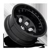 10 LUG FF31D - 10 LUG REAR GLOSS BLACK