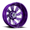 8 LUG FF41D - REAR CANDY PURPLE
