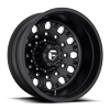 10 LUG FFS48D - REAR MATTE BLACK