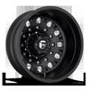 10 LUG FF48D - REAR MATTE BLACK