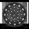 8 LUG FF48D - FRONT MATTE BLACK