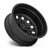 8 LUG FFS48D - REAR MATTE BLACK