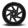 8 LUG FF65 GLOSS BLACK & MILLED
