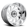 10 LUG FF65D - SUPER SINGLE FRONT POLISHED