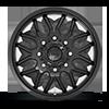 8 LUG FF66D - FRONT GLOSS BLACK
