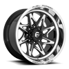 8 LUG FFC105 GLOSS BLACK & BRUSHED