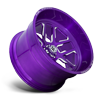 5 LUG FFC45 - 5 LUG | CONCAVE CANDY PURPLE & MILLED
