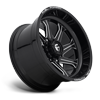 8 LUG FF79 | CONCAVE GLOSS BLACK & MILLED