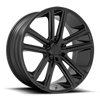 5 LUG FLEX - S256 GLOSS BLACK