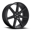 5 LUG FUTURE - M230 GLOSS BLACK