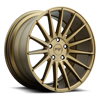 5 LUG FORM - M158 BRONZE 19X9.5