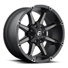 5 LUG COUPLER - D556 BLACK & MACHINED WITH DARK TINT