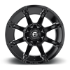8 LUG COUPLER - D575 GLOSS BLACK