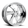 6 LUG GAMBLER 6 - FORGED STREET POLISHED