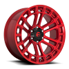 6 LUG HEATER - D719 CANDY RED