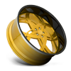 5 LUG JUNGLE - X116 ILLUSION GOLD W/ GLOSS BLACK LIP