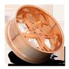 5 LUG JUNGLE - X116 ROSE GOLD