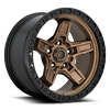 5 LUG KICKER 5 - D699 BRONZE CENTER W/ BLACK LIP