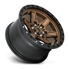 6 LUG KICKER 6 - D699 BRONZE CENTER W/ BLACK LIP