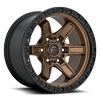 6 LUG KICKER 6 - D699 17X9 ET-12 | BRONZE CENTER W/ BLACK LIP