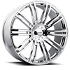 5 LUG KM677 D2 CHROME