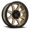 6 LUG XD134 ADDICT 2 MATTE BRONZE WITH BLACK LIP