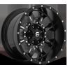 8 LUG KRANK - D517 MATTE BLACK & MILLED
