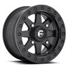 4 LUG MAVERICK - D936 BEADLOCK 14X7 | BLACK CENTER W/ BLACK BEADLOCK