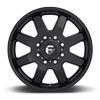 8 LUG MAVERICK - D436 DUALLY FRONT MATTE BLACK
