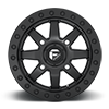 4 LUG MAVERICK - D936 BEADLOCK BLACK WITH BLACK RING