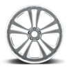 5 LUG MONARCH - F346 ANTHRACITE & MILLED