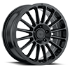 5 LUG MR141 SATIN BLACK