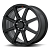 5 LUG MR142-CS8 SATIN BLACK