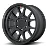 6 LUG MR149-MT6 SATIN BLACK