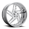 5 LUG NEMESIS 5 - PRECISION SERIES POLISHED