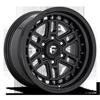 6 LUG NITRO - D667 MATTE BLACK
