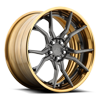 5 LUG ASCARI CANDY BLACK CENTER | MONACO COPPER LIP