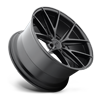 5 LUG MISANO - M117 MATTE BLACK