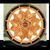 5 LUG AGILE COPPER GLOSS CLEAR | GLOSS BRONZE LIP