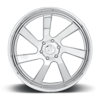 6 LUG OUTLAW - PRECISION SERIES POLISHED