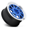 5 LUG OZT ILLUSION BLUE | POLISHED