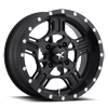 4 LUG M32 AXE SATIN BLACK