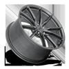 5 LUG RAINIER - M239 19X9.5 ET38 | MATTE ANTHRACITE