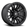 8 LUG REBEL 8 - D679 MATTE BLACK
